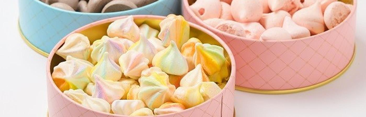 メレンゲ菓子