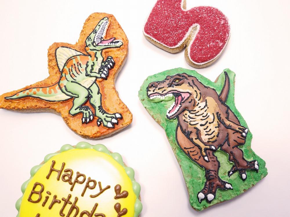 恐竜クッキーセット
