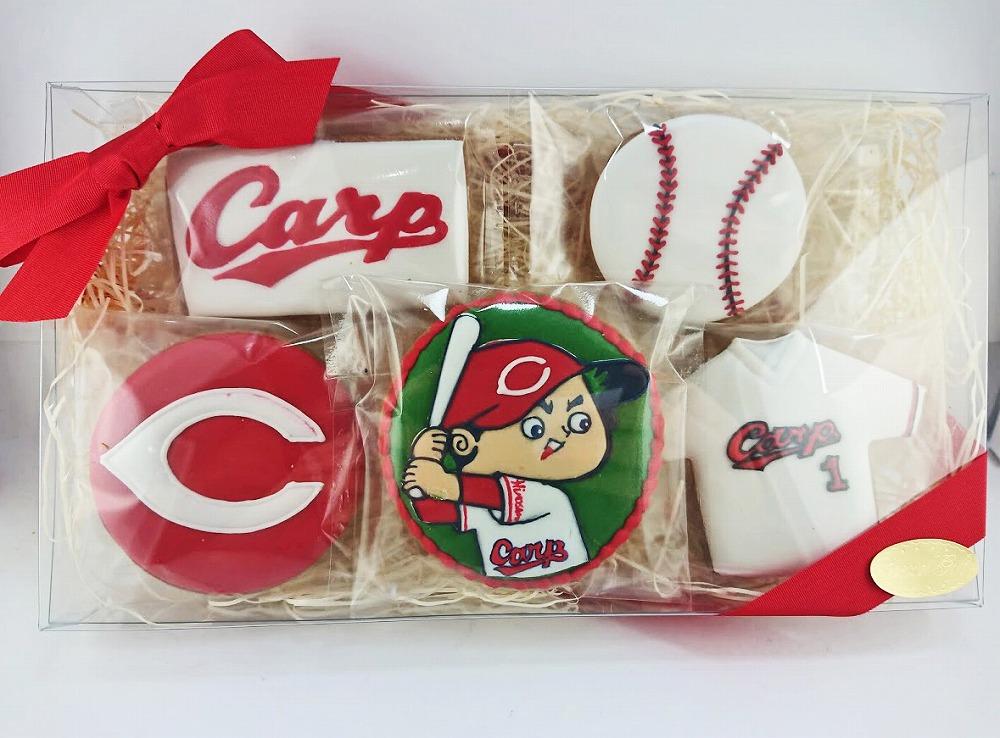 広島カープクッキーセット